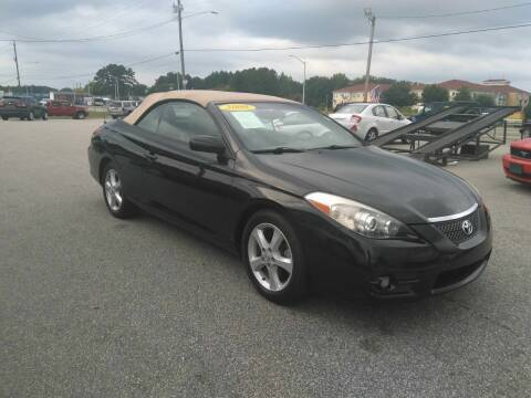 2008 Toyota Camry Solara for sale at Kelly & Kelly Supermarket of Cars in Fayetteville NC