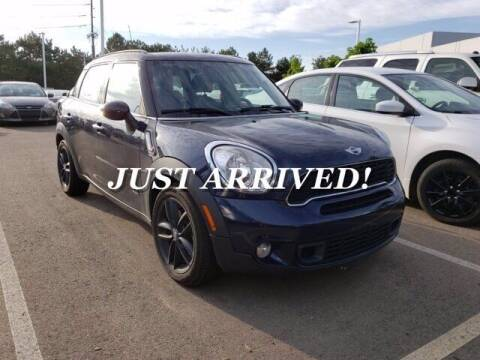 2012 MINI Cooper Countryman for sale at EMPIRE LAKEWOOD NISSAN in Lakewood CO