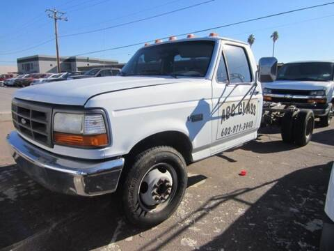 1995 Ford F-350 for sale at MyAutoJack.com @ Auto House in Tempe AZ