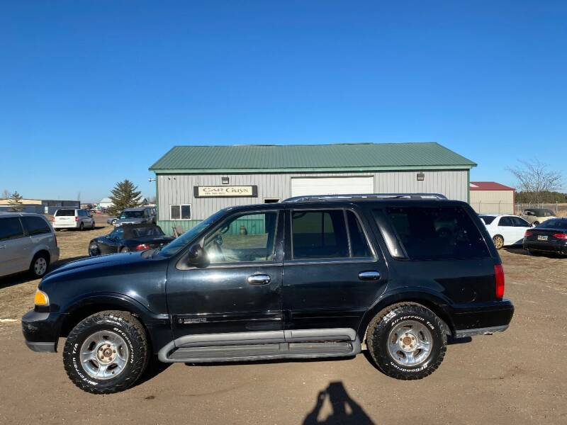 1998 Lincoln Navigator for sale at Car Guys Autos in Tea SD