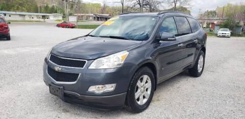 2010 Chevrolet Traverse for sale at COOPER AUTO SALES in Oneida TN