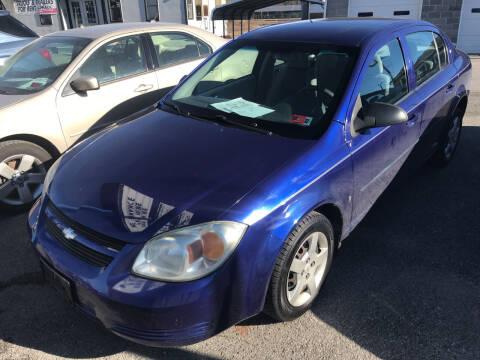 2007 Chevrolet Cobalt for sale at RACEN AUTO SALES LLC in Buckhannon WV