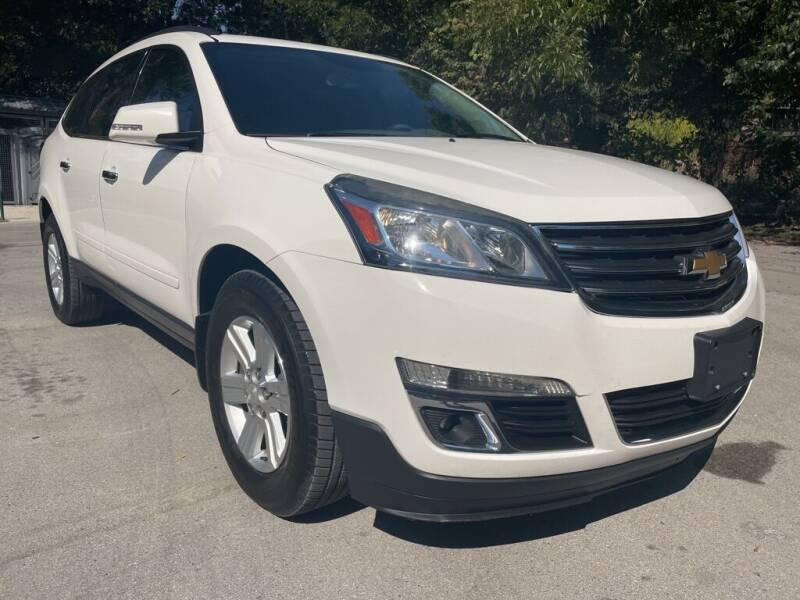 2014 Chevrolet Traverse for sale at Thornhill Motor Company in Lake Worth TX