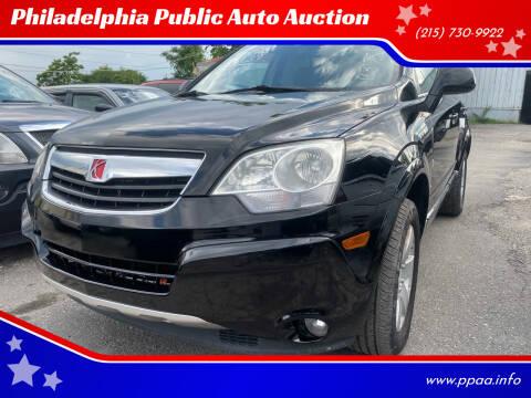 2008 Saturn Vue for sale at Philadelphia Public Auto Auction in Philadelphia PA