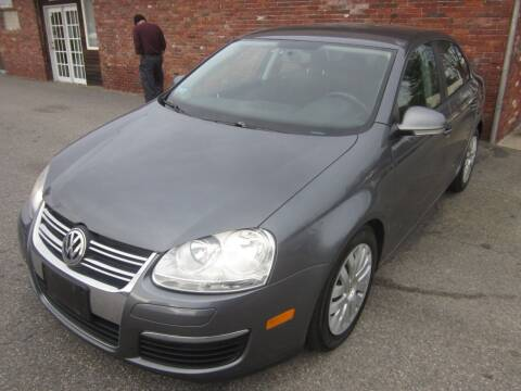 2010 Volkswagen Jetta for sale at Tewksbury Used Cars in Tewksbury MA
