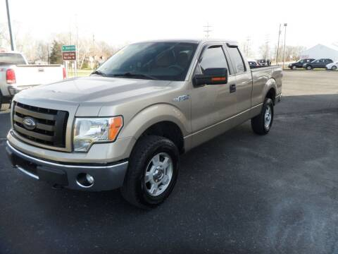 2012 Ford F-150 for sale at CARSON MOTORS in Cloverdale IN