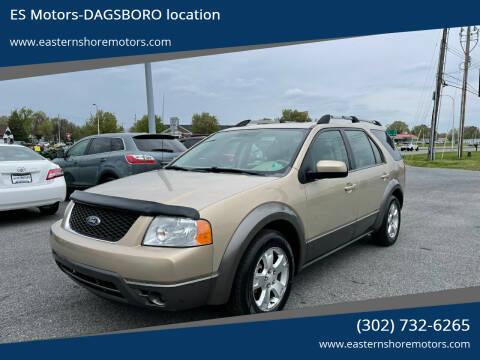2007 Ford Freestyle for sale at ES Motors-DAGSBORO location in Dagsboro DE