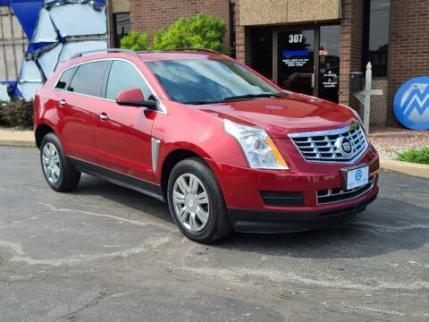 2014 Cadillac SRX for sale at Mighty Motors in Adrian MI