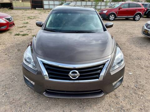 2013 Nissan Altima for sale at Good Auto Company LLC in Lubbock TX