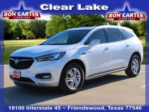 2018 Buick Enclave for sale at Ron Carter  Clear Lake Used Cars in Houston TX