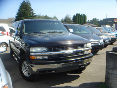 1999 Chevrolet Silverado 1500 for sale at Sound Auto Land LLC in Auburn WA