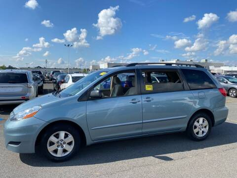 2008 Toyota Sienna for sale at Bluesky Auto in Bound Brook NJ