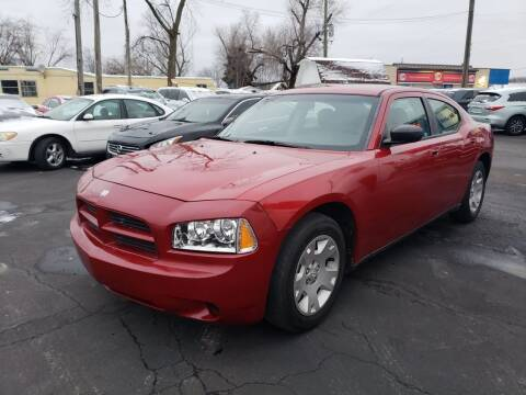 2007 Dodge Charger for sale at Nonstop Motors in Indianapolis IN