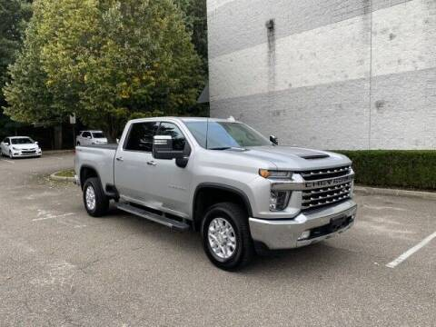 2020 Chevrolet Silverado 2500HD for sale at Select Auto in Smithtown NY