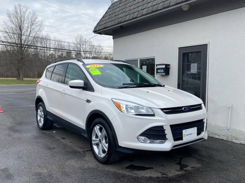 2015 Ford Escape for sale at Vantage Auto Group in Tinton Falls NJ