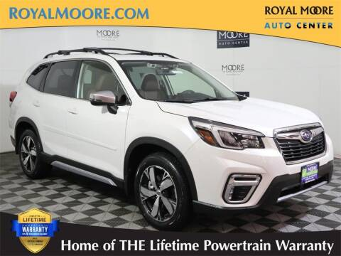 2021 Subaru Forester for sale at Royal Moore Custom Finance in Hillsboro OR
