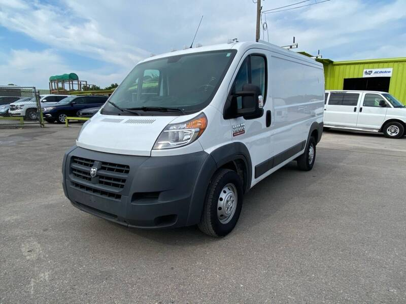 2015 RAM ProMaster Cargo for sale at RODRIGUEZ MOTORS CO. in Houston TX