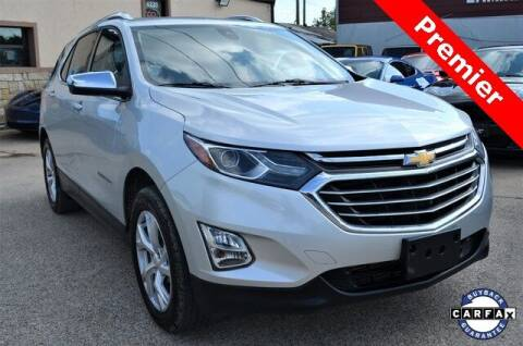 2018 Chevrolet Equinox for sale at LAKESIDE MOTORS, INC. in Sachse TX