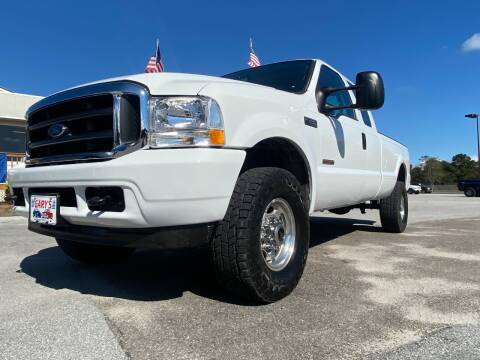 2004 Ford F-350 Super Duty for sale at Gary's Auto Sales in Sneads NC