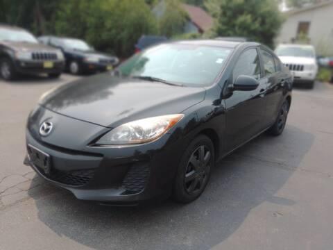 2012 Mazda MAZDA3 for sale at Irving Auto Sales in Whitman MA