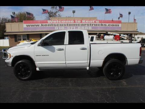 2003 Dodge Ram Pickup 2500 for sale at Kents Custom Cars and Trucks in Collinsville OK