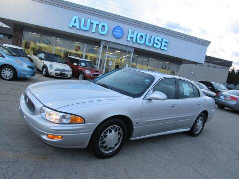 2000 Buick LeSabre for sale at Auto House Motors in Downers Grove IL