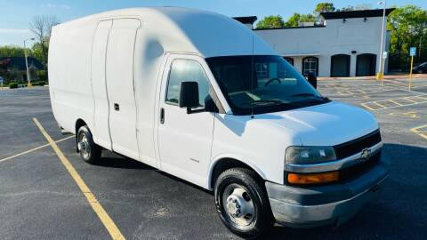 2009 Chevrolet Express Cutaway for sale at H & B Auto in Fayetteville AR