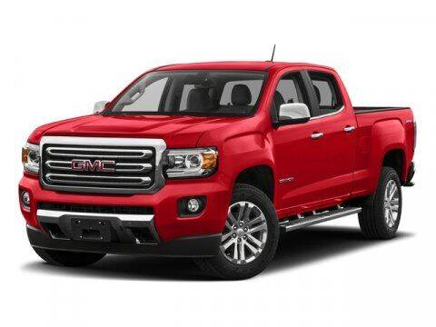 2017 GMC Canyon for sale at Stephen Wade Pre-Owned Supercenter in Saint George UT