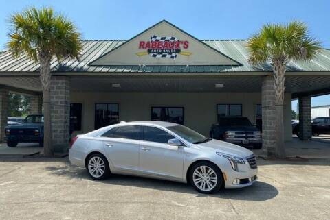 2019 Cadillac XTS for sale at Rabeaux's Auto Sales in Lafayette LA