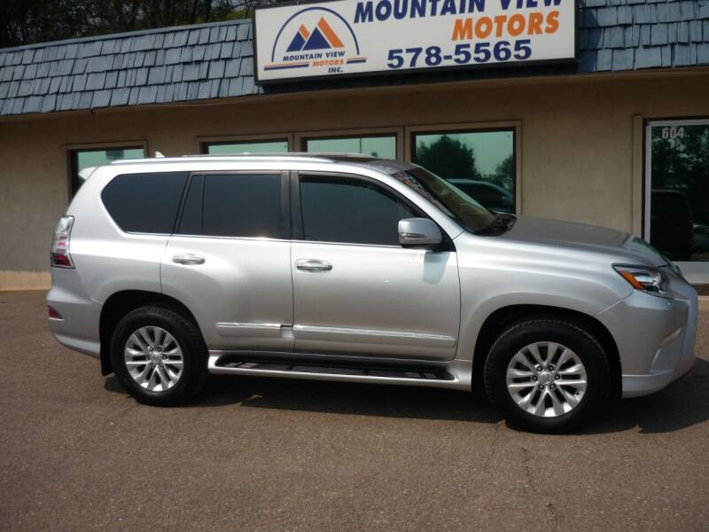 2015 Lexus GX 460 for sale at Mountain View Motors Inc in Colorado Springs CO