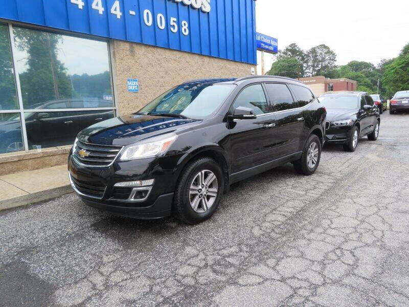 2017 Chevrolet Traverse for sale at 1st Choice Autos in Smyrna GA