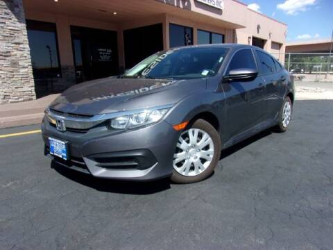 2018 Honda Civic for sale at Lakeside Auto Brokers Inc. in Colorado Springs CO