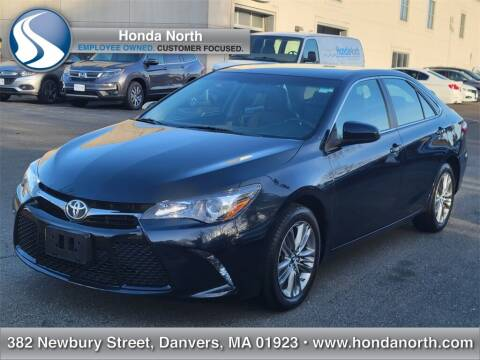 2017 Toyota Camry for sale at 1 North Preowned in Danvers MA