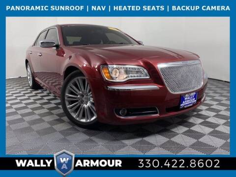 2012 Chrysler 300 for sale at Wally Armour Chrysler Dodge Jeep Ram in Alliance OH