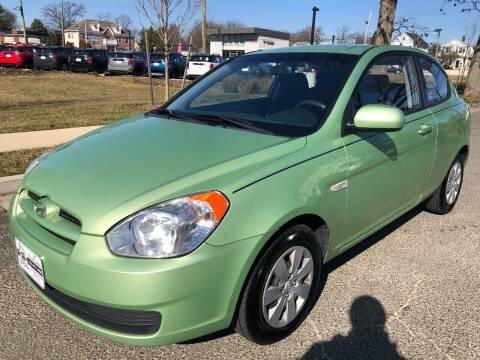 2010 Hyundai Accent for sale at EZ Auto Sales , Inc in Edison NJ
