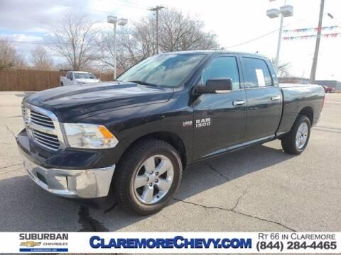 2017 RAM Ram Pickup 1500 for sale at Suburban Chevrolet in Claremore OK