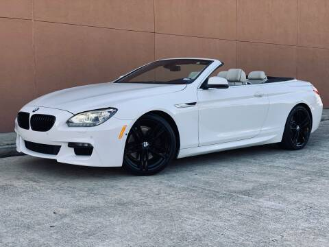 2012 BMW 6 Series for sale at Houston Auto Credit in Houston TX