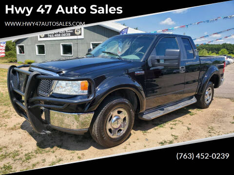 2007 Ford F-150 for sale at Hwy 47 Auto Sales in Saint Francis MN