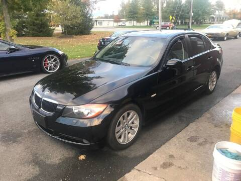 2007 BMW 3 Series for sale at R & R Motors in Queensbury NY