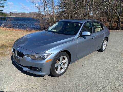 2013 BMW 3 Series for sale at Elite Pre-Owned Auto in Peabody MA