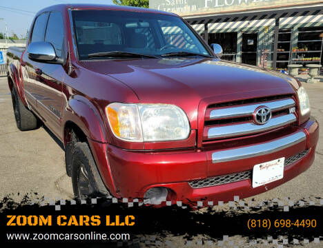 2006 Toyota Tundra for sale at ZOOM CARS LLC in Sylmar CA