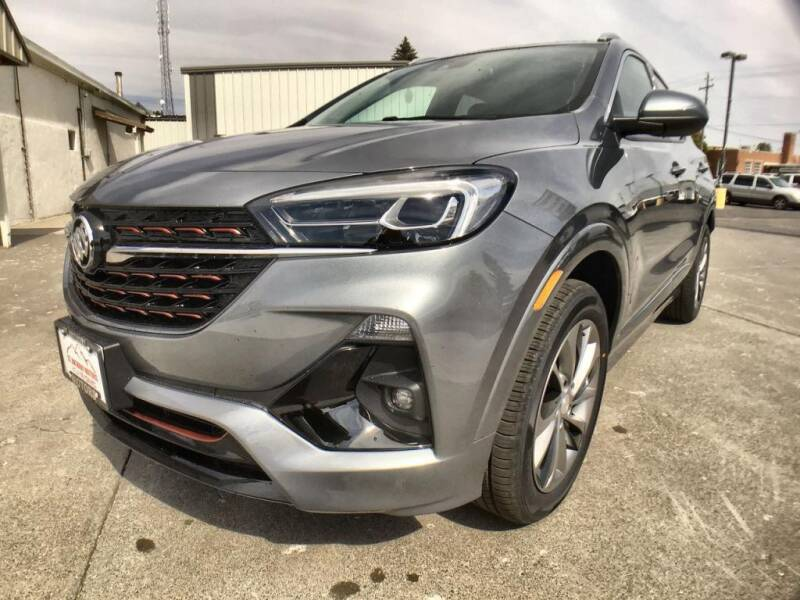 2022 Buick Encore GX for sale in Saint Anthony, ID