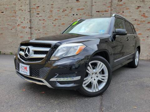2013 Mercedes-Benz GLK for sale at GTR Auto Solutions in Newark NJ