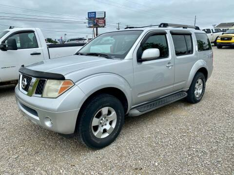 2005 Nissan Pathfinder for sale at Wildcat Used Cars in Somerset KY