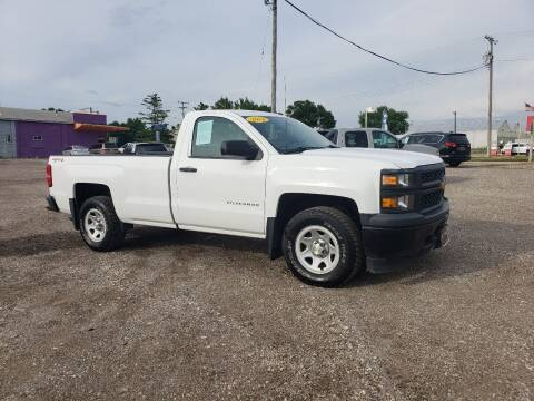 2014 Chevrolet Silverado 1500 for sale at BROTHERS AUTO SALES in Eagle Grove IA