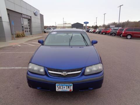 2005 Chevrolet Impala for sale at Herman Motors in Luverne MN