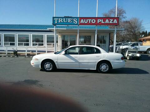 2002 Buick LeSabre for sale at True's Auto Plaza in Union Gap WA
