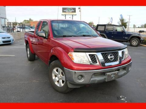 2011 Nissan Frontier for sale at AUTO POINT USED CARS in Rosedale MD