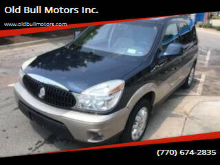 2005 Buick Rendezvous for sale at Old Bull Motors Inc. in Snellville GA