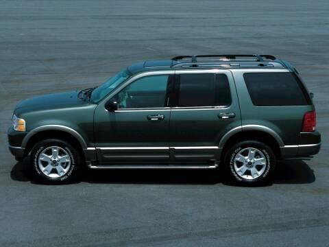 2004 Ford Explorer for sale at Sundance Chevrolet in Grand Ledge MI